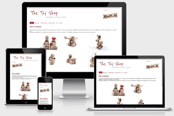 Εργασίες kasimatis site toyshop